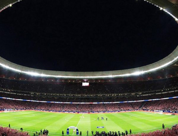 El Real Madrid podría jugar en el Metropolitano la próxima temporada
