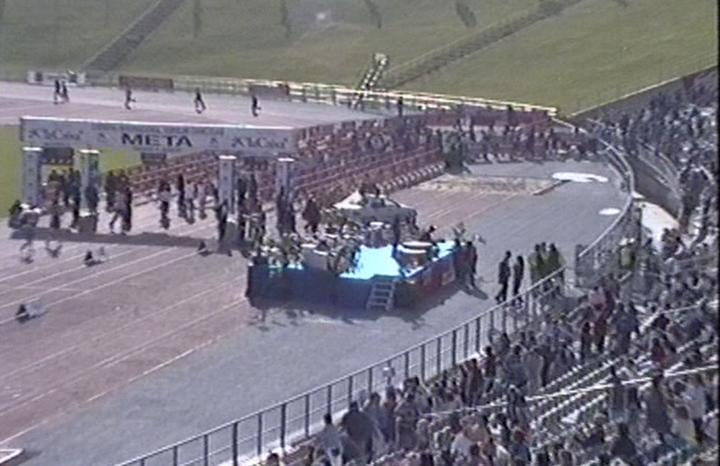 Trofeo José Cano 25 de noviembre de 1995
