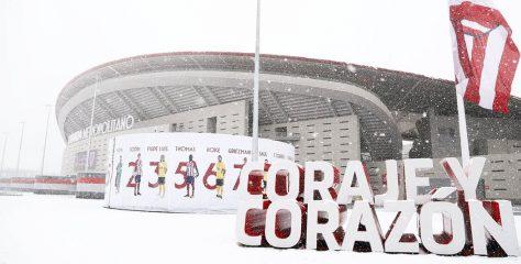Una gran nevada amenaza el distrito