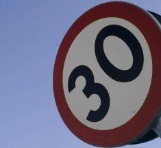 Cambian los límites de velocidad en las calles
